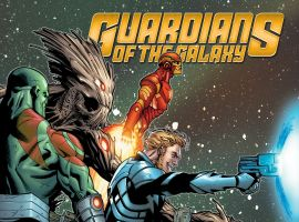 GUARDIANS OF THE GALAXY 3 MCGUINNESS VARIANT (NOW, WITH DIGITAL CODE)