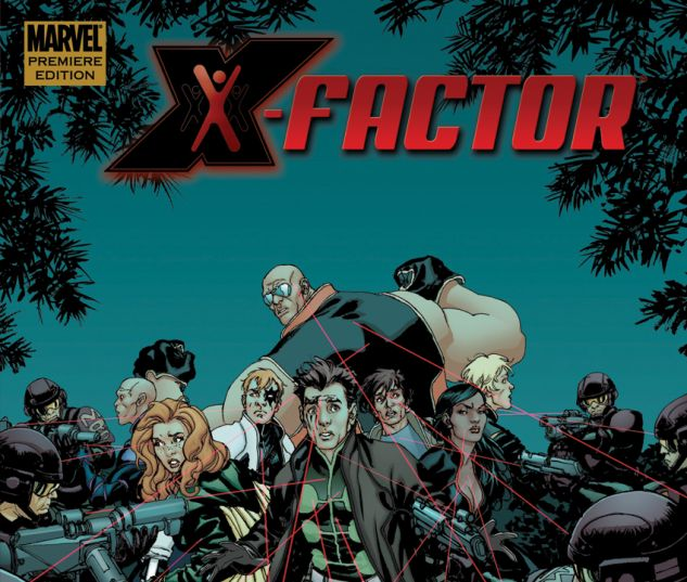 X-FACTOR: SECOND COMING (HARDCOVER) cover art