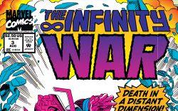 Infinity War (1992) #3