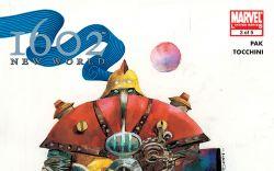 Marvel 1602: New World (2005) #3