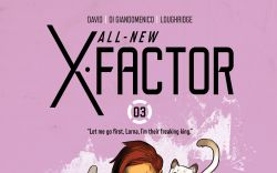 cover from All-New X-Factor (2013) #3