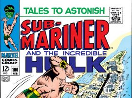 Tales to Astonish (1959) #100 Cover