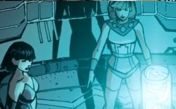 Marvel AR: Secrets of Terrigenesis