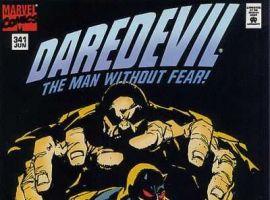 Daredevil #341 cover