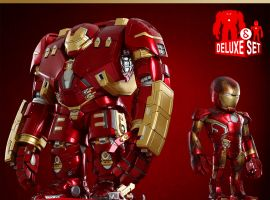 Hot Toys 'Marvel's Avengers: Age of Ultron' Artist Mix Figures Designed by Touma