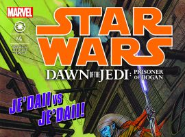 Star Wars: Dawn Of The Jedi - Prisoner Of Bogan (2012) #4