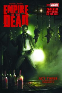 George Romero's Empire of the Dead: Act Three #3