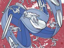 Dan Slott Surfs the Marvel Cosmos Pt. 1