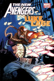 New Avengers: Luke Cage #3