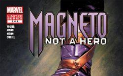 MAGNETO: NOT A HERO (2011) #3