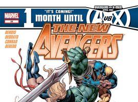 NEW AVENGERS (2010) #23 Cover