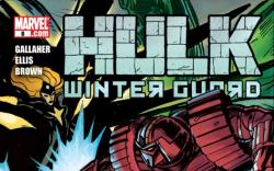 Hulk: Winter Guard Digital Prologue (2009) #1