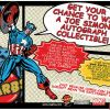 Jakks and Marvel Auctioning Exclusive MARBS Marble Signed by Joe Simon