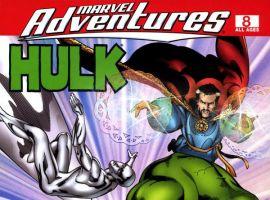 MARVEL ADVENTURES HULK #8