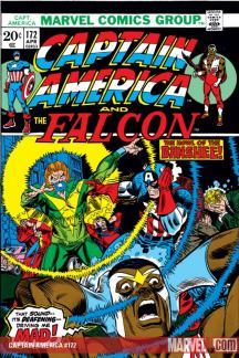 Captain America #172