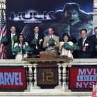 Hulk Rampages On Wall Street