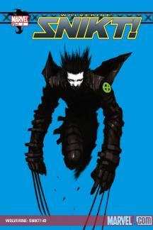 Wolverine: Snikt! #2