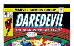 DAREDEVIL #132 COVER