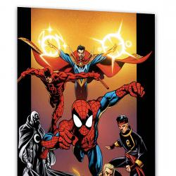 ULTIMATE SPIDER-MAN VOL. 18: ULTIMATE KNIGHTS #0