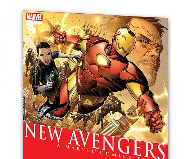 NEW AVENGERS VOL. 5: CIVIL WAR #0