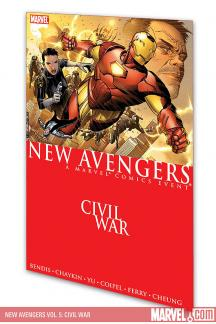 New Avengers Vol. 5: Civil War (Trade Paperback)