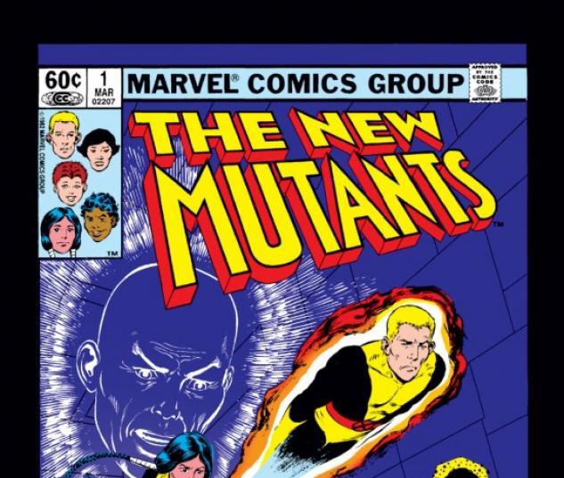 New Mutants (1983) #1