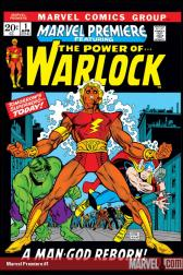 Marvel Masterworks: Warlock Vol. (Hardcover)