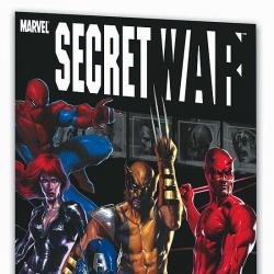 Secret War (Trade Paperback)