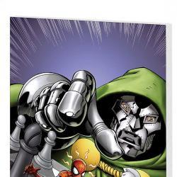 Marvel Adventures Spider-Man Vol. 3: Doom with a View (Digest)