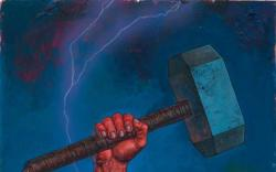 THOR: VIKINGS (2003) #4 COVER