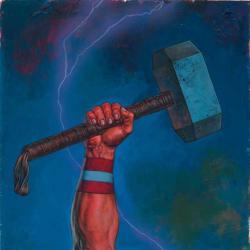 THOR: VIKINGS (2003) #4 COVER