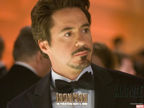 Iron Man Movie: Tony Stark #4