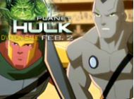 Planet Hulk: Arena Battle Clip