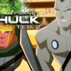 Planet Hulk: Arena Battle Clip, Watch Now!
