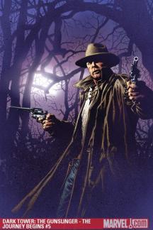 Dark Tower: The Gunslinger - The Journey Begins (2010) #5