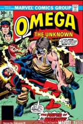 Omega: The Unknown #6 