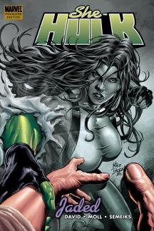 She-Hulk: Jaded Premiere (Hardcover)