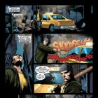 SHADOWLAND #2 preview art by Billy Tan