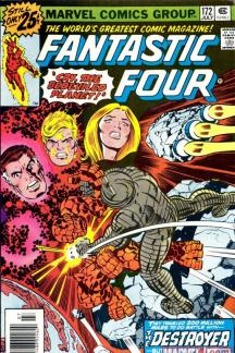 Fantastic Four (1961) #172