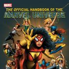 OFFICIAL HANDBOOK OF THE MARVEL UNIVERSE (2006) (THE WOMEN OF MARVEL) COVER