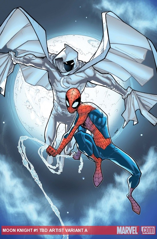 Moon Knight #1 (Ramos Variant)