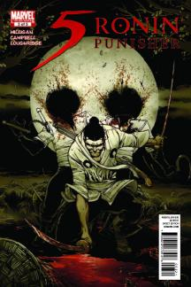 5 Ronin (2010) #3 (CAMUNCOLI COVER)