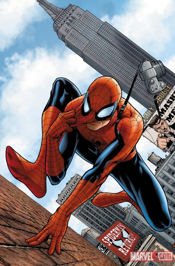 Spider-Man by Steve McNiven