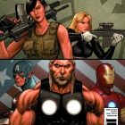 Ultimate Comics Avengers Vs. New Ultimates #5