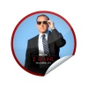 Agent Coulson GetGlue sticker