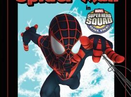 Ultimate Comics Spider-Man in Super Hero Squad Online