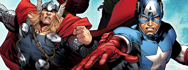Marvel Comics App Launches on Android Devices 