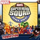 Super Hero Squad Online &amp; Gazillion Hit NYCC