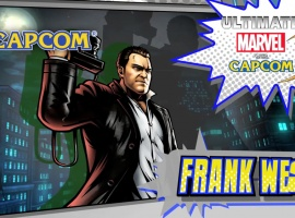 Ultimate Marvel vs. Capcom 3: Frank West