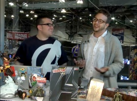 NYCC 2011: Seth Killian Interview